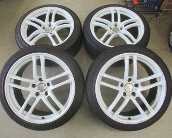 Yokohama - AVS model T5/CS set of four 18 inch