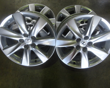 "Lexus - Lexus LS Genuine Set of 4 19""Wheels"