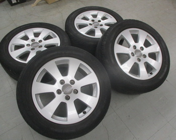 Audi - Audi (A3) Genuine to NK 16 inch wheels set of 4