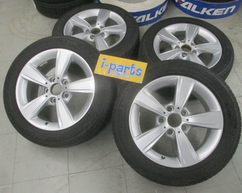 BMW - BMW 1 Series Genuine / BS16 inch 4pcs set