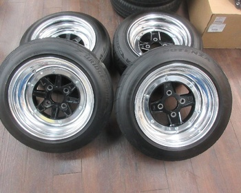 Unknown - Tanabe/SSR - SSR [MK?/MK?] /BS14 inch 4pcs set