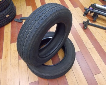 Toyo - Used Tire (155/80R14) 6mm2 Book set