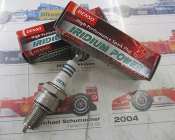 Denso - Denso Iridium Plug (IW20) 2 Pieces Set