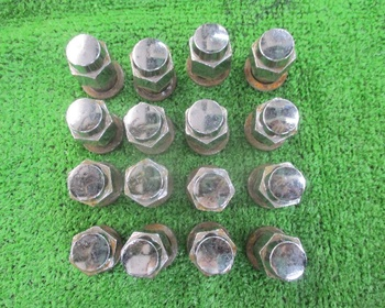 KYO-EI - Used External Flat Seat Nut P1.5 (16 Pieces)